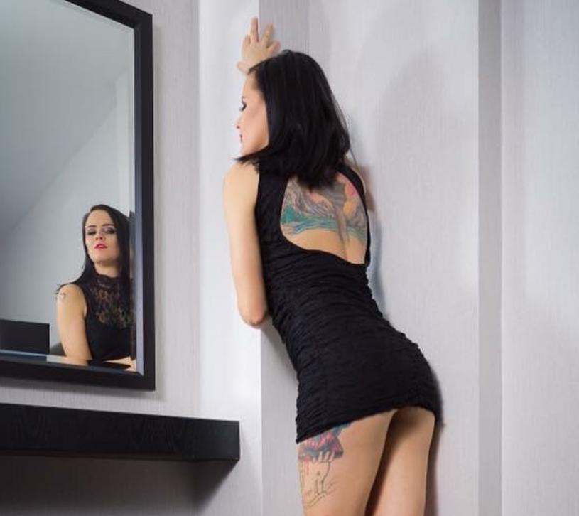 Стефани Кательникофф, фотоархив. Фото Скриншот instagram.com/missdemeanour.xo/