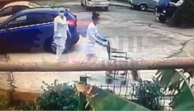 В Сочи бросивших пациента медсестер уволят. Фото Скриншот www.instagram.com/sochi_online/
