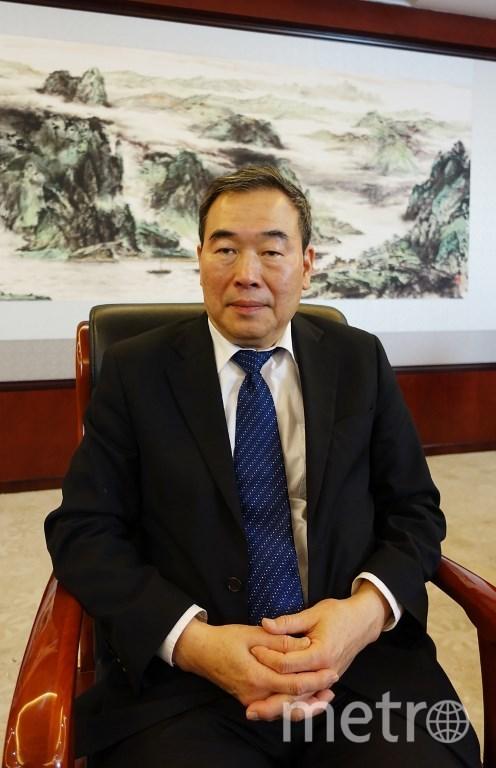 Директор Института неврологии Китайской академии наук. Фото AFP