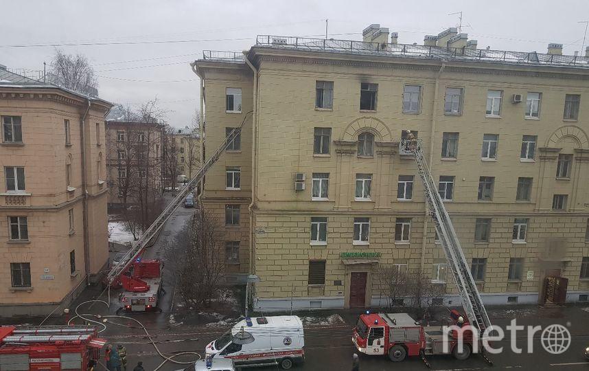 ДТП и ЧП | Санкт-Петербург | vk.com/spb_today. Фото Марина Цукерман , vk.com