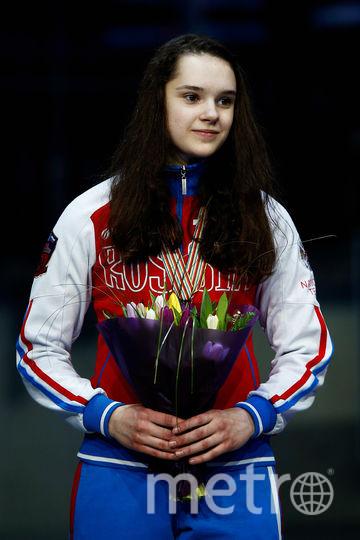 Софья Просвирнова. Фото Getty