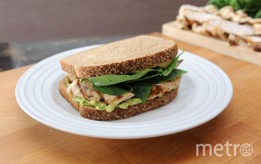 В Великобритании за год съедают около 11,5 миллиардов бутербродов. Фото Getty