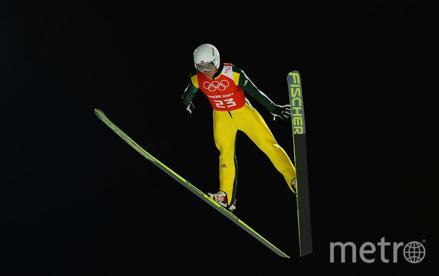 Алексей Ромашов. Фото Getty