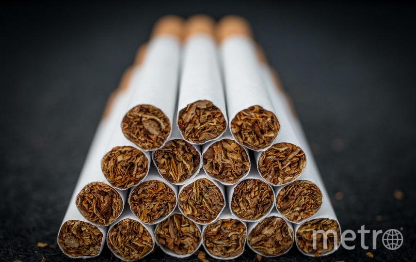 Всего одна сигарета в день повышает риск инсульта на 50%. Фото Getty