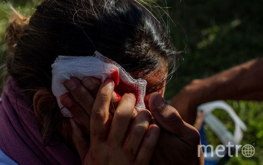 Во время танцев в Бразилии расстреляли 14 человек. Фото Getty