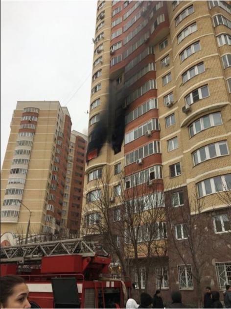 Фото с места происшествия. Фото Владимир Якунин