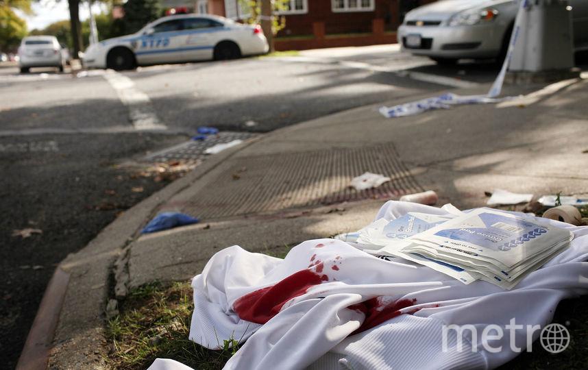 В США убитую модель нашли в двух чемоданах. Фото Getty