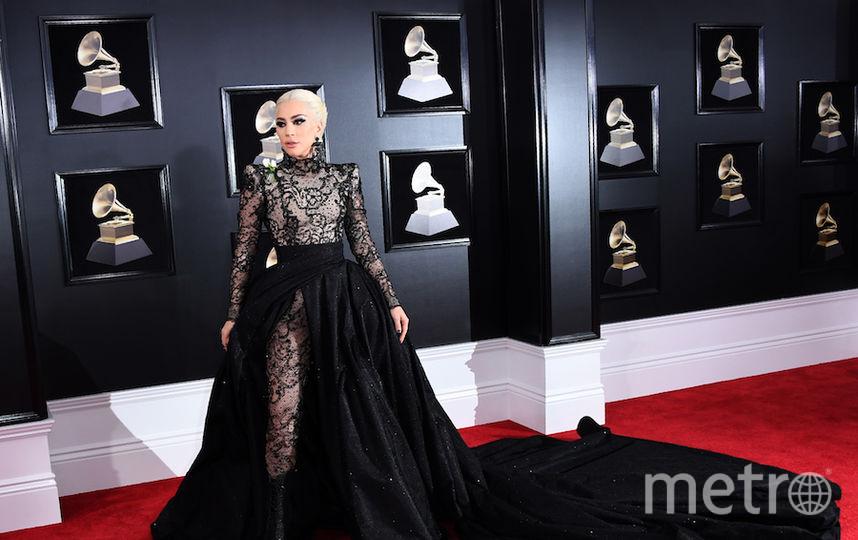Lady Gaga. Фото AFP