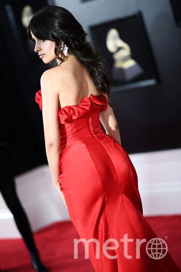 Кубо-американская певица Камила Кабельо. Фото AFP