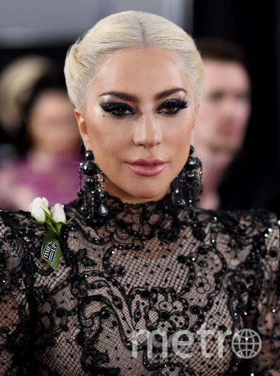 Леди Гага на Грэмми-2018. Фото Getty