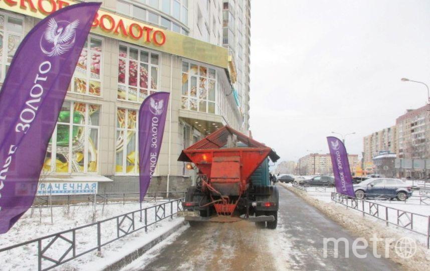 Занеделю сулиц Петербурга вывезли 150 тыс. кубометров снега