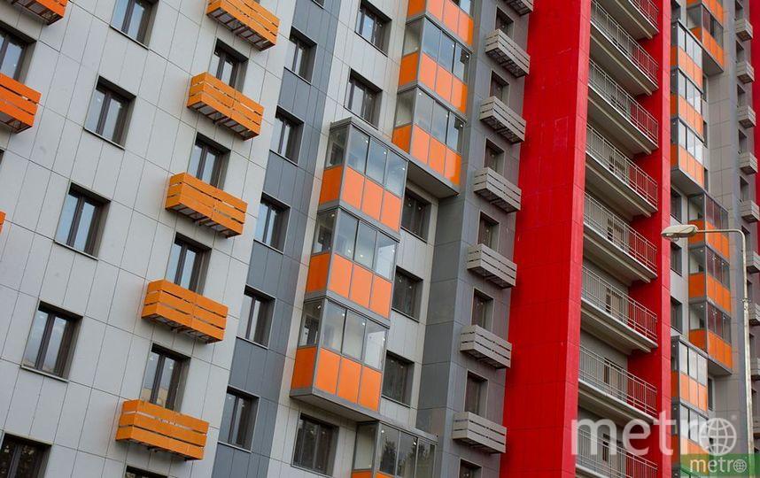 """Новостройка в Москве. Фото Василий Кузьмичёнок, """"Metro"""""""
