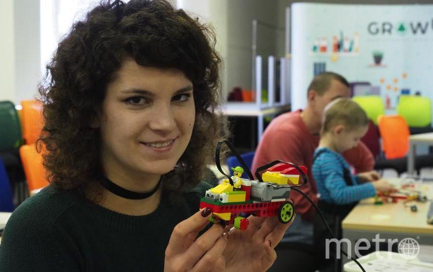 """Робот должен быть не только функциональным, но и стильным. Фото Святослав Акимов, """"Metro"""""""