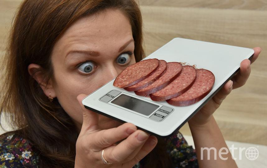 """В колбасе категории """"Д"""" содержание мяса составит всего 20%. Фото Василий Кузьмичёнок"""
