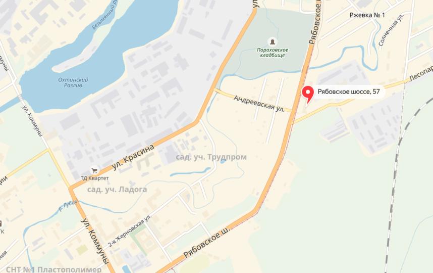 фото: скриншот Яндекс.Карты.