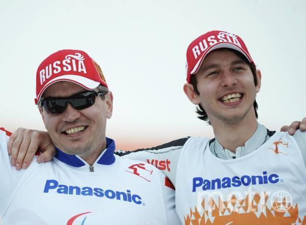 Евгений Героев и Валерий Редкозубов. Фото РИА Новости