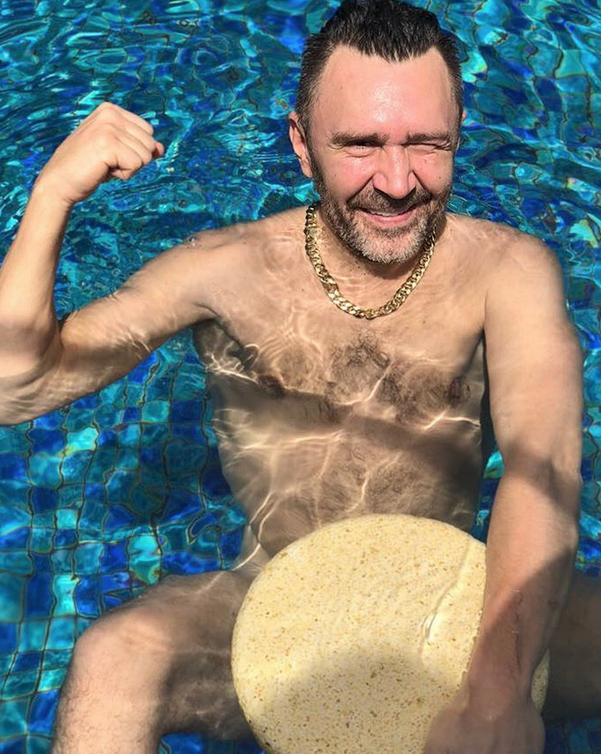 Сергей Шнуров, фотоархив. Фото Скриншот instagram.com/shnurovs/