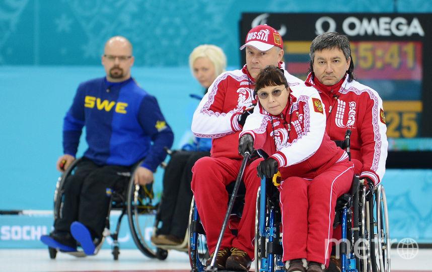 Светлана Пахомова завоевала серебро в Сочи-2014. Фото Getty