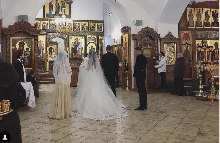Дмитрий Тарасов и Анастаися Костенко обвенчались, фотоархив. Фото https://www.instagram.com/rasulova_valentina/