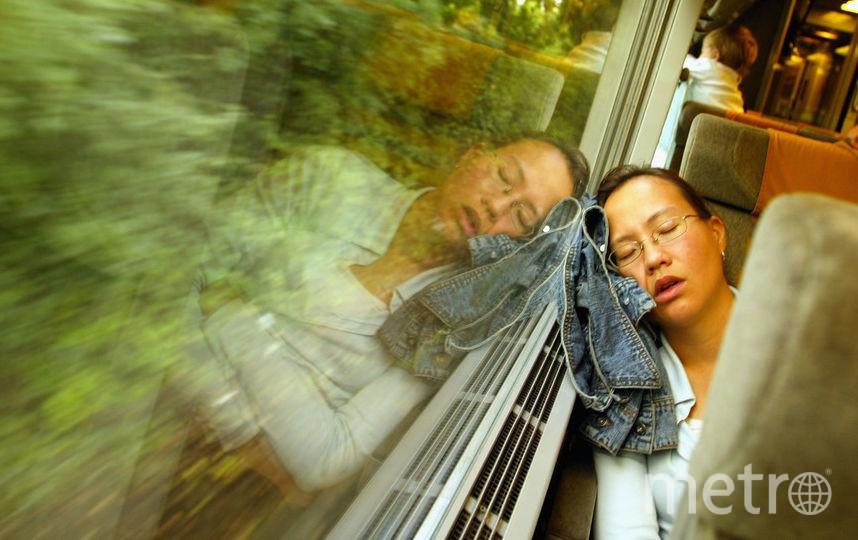 Учёные: Люди, испытывающие сонливость днём, более склонны к болезни Альцгеймера. Фото Getty