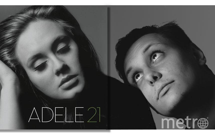 Обложка альбома Adele. Фото предоставлено автором.