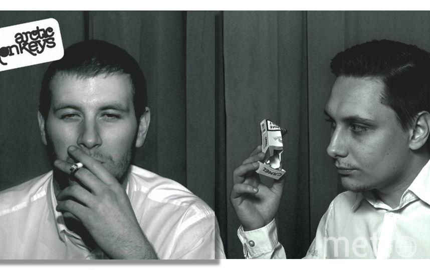 Обложка альбома Arctic Monkeys. Фото предоставлено автором.