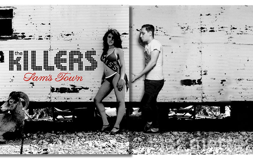 Обложка альбома The Killers. Фото предоставлено автором.