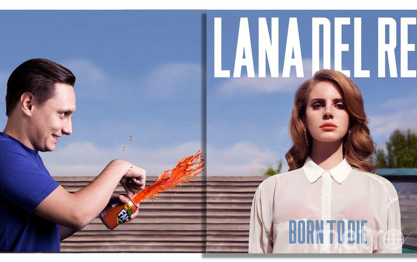 Обложка альбома Lana Del Ray. Фото предоставлено автором.