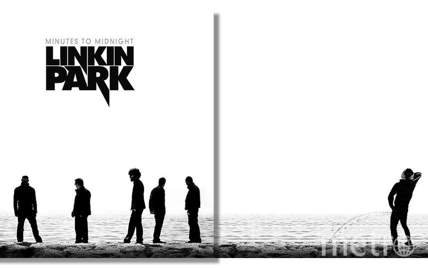 Обложка альбома Linkin Park. Фото предоставлено автором.
