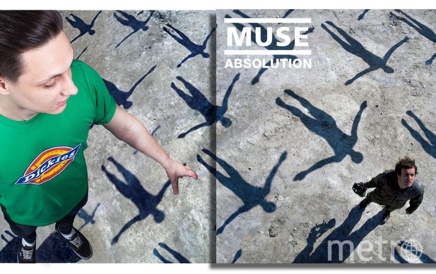 Обложка альбома Muse. Фото предоставлено автором.