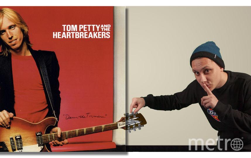 Обложка альбома Tom Pretty. Фото предоставлено автором.