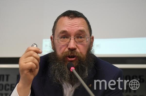 Бизнесмен Герман Стерлигов. Фото РИА Новости