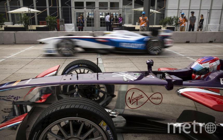 Formula E. Фото Getty