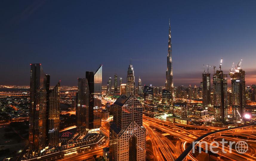 Объединенные Арабские Эмираты. Фото Getty
