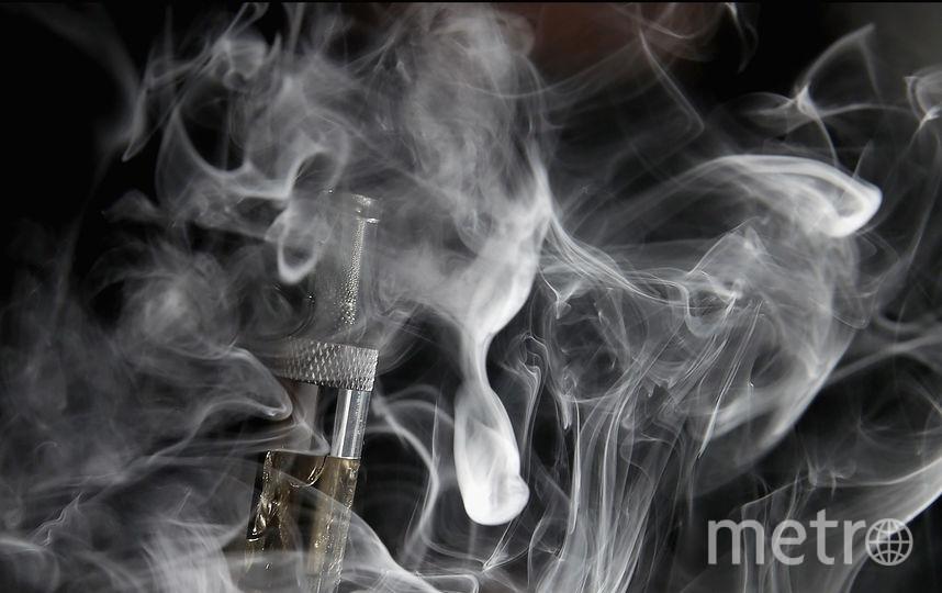 Электронные сигареты. Фото Getty