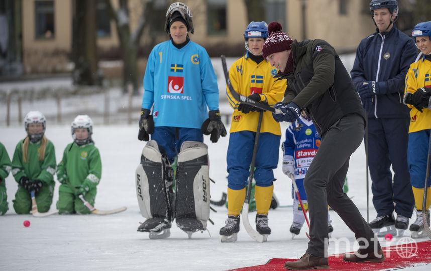 Визит в Стокгольм. Фото Getty