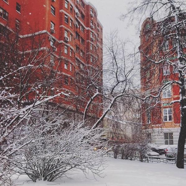 Скриншот instagram.com/anna.february/?hl=ru.