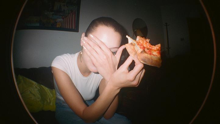 Белла Хадид - фотоархив.