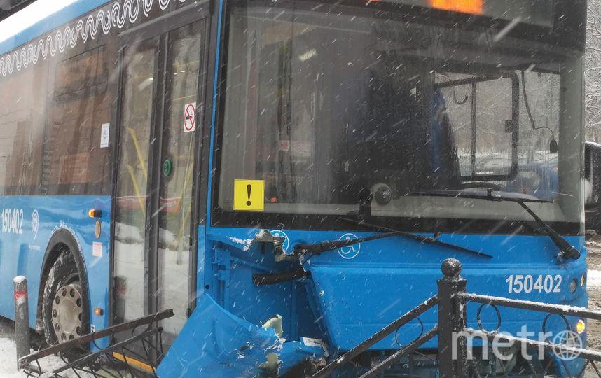 скорпионом маршрут автобусов в марьино сообщила