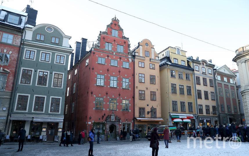 Визит в Швецию. Фото Getty