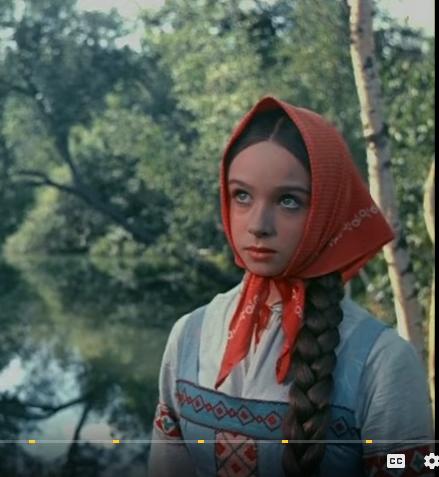 Настенька. Фото скриншот YouTube.