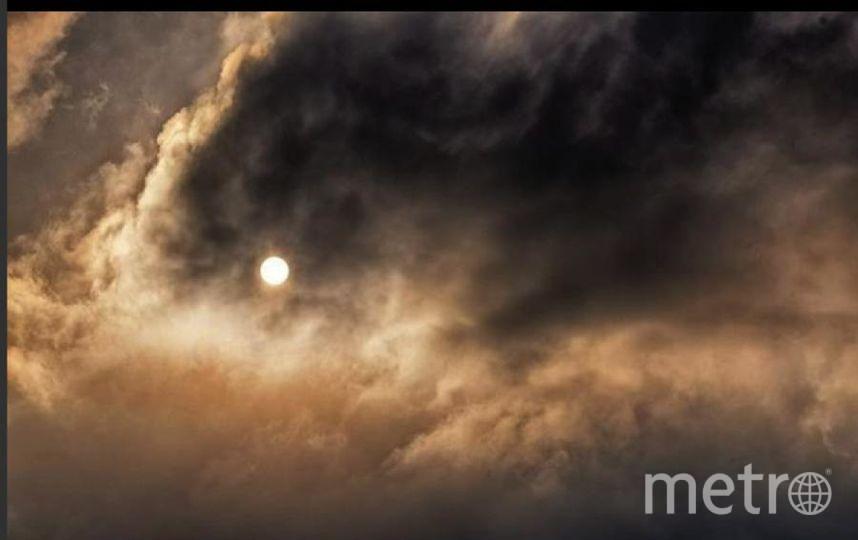 31 января произойдет полное лунное затмение. Полная Луна уже заворожила полмира своим ярким светом. Фото https://www.instagram.com/kevin.ch/