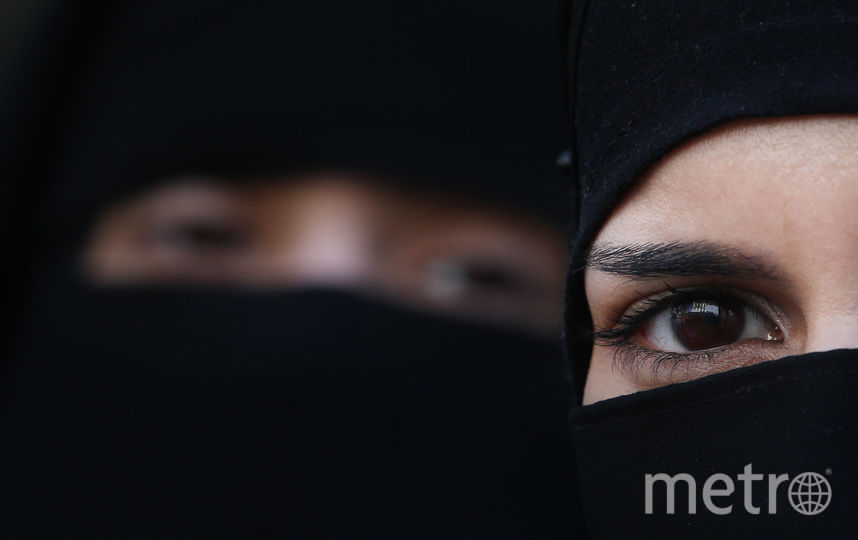 Женщина в хиджабе. Фото Getty