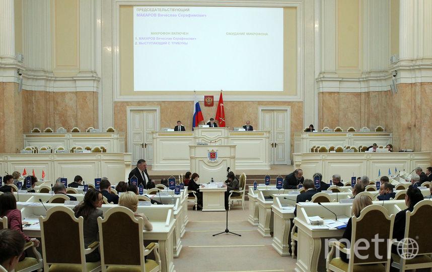 Народные избранники Петербурга дали льготы творческим пространствам