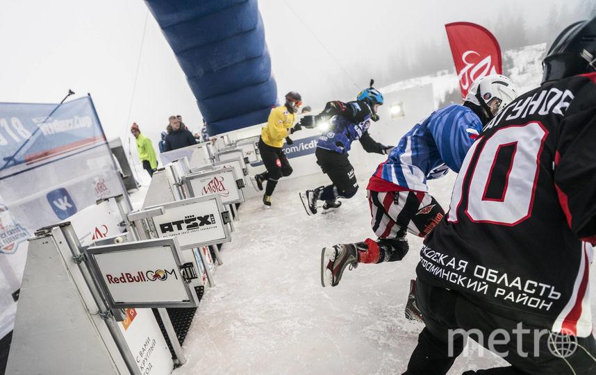 Соревнованяи по скоростному спуску в Игоре. Фото www.redbullcontentpool.com
