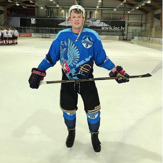 Лев Курнаков, участник российской сборной по скоростному спуску на коньках. Фото Скриншот instagram.com/levkurnakov/
