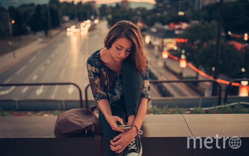 В современном мире люди редко расстаются по-человечески. В ход идут самые разные способы, кроме личного общения. Фото ISTOCK