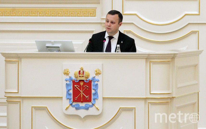 Денис Четырбок. Фото www.assembly.spb.ru