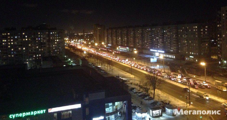В Петербурге произошла перестрелка.