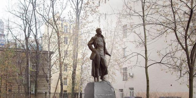 Михаил Дудин.